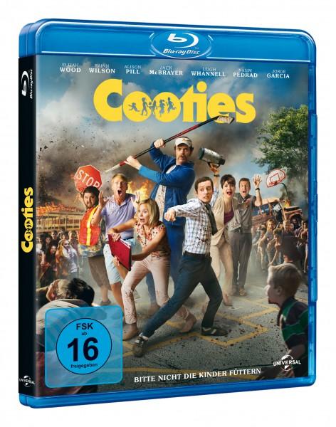 Cooties (Blu-ray)