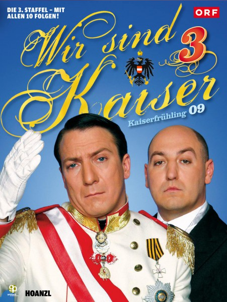Wir sind Kaiser - Staffel 3 (3 DVD´s)