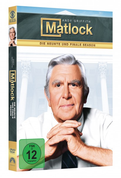 Matlock - Season 9