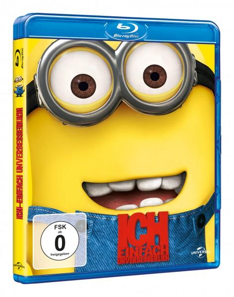 Ich - Einfach unverbesserlich (Blu-ray)