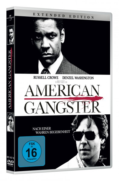 American Gangster - Extended Edition (DVD)