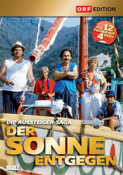 Der Sonne entgegen - Die komplette Serie (4 DVDs)