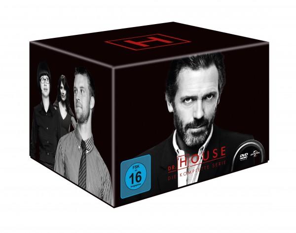 Dr. House - Die komplette Serie (Season 1-8)