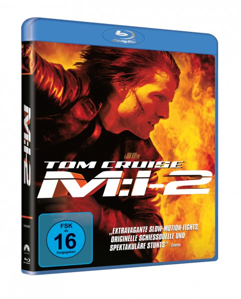 Mission: Impossible 2 (Blu-ray)