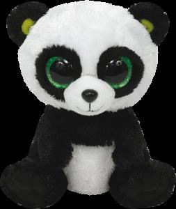 Beanie Boos Glubschi - Bamboo, Panda (ca.15cm)