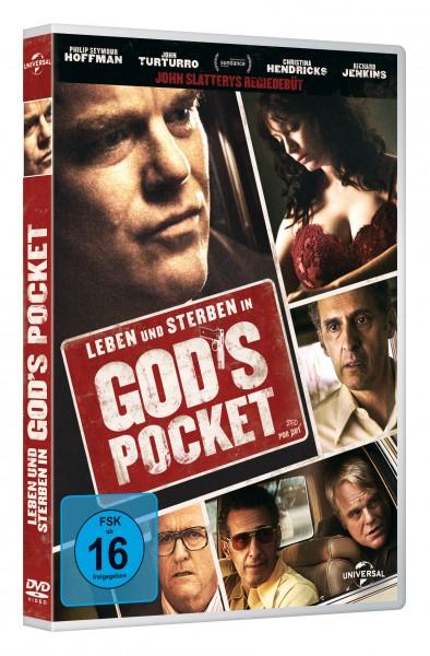 Leben und Sterben in God's Pocket (DVD)