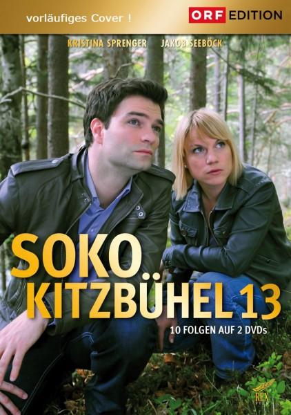 SOKO Kitzbühel - Staffel 13 (2 DVDs)