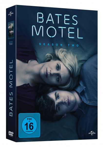 Bates Motel - Season 2 (3 DVDs)
