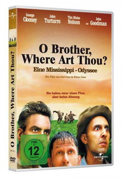 O Brother, Where Art thou? - Eine Mississippi-Odyssee (DVD)