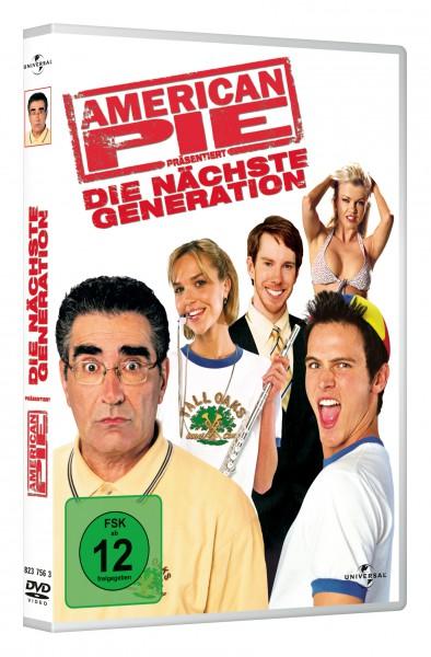 American Pie präsentiert: Die nächste Generation (DVD)