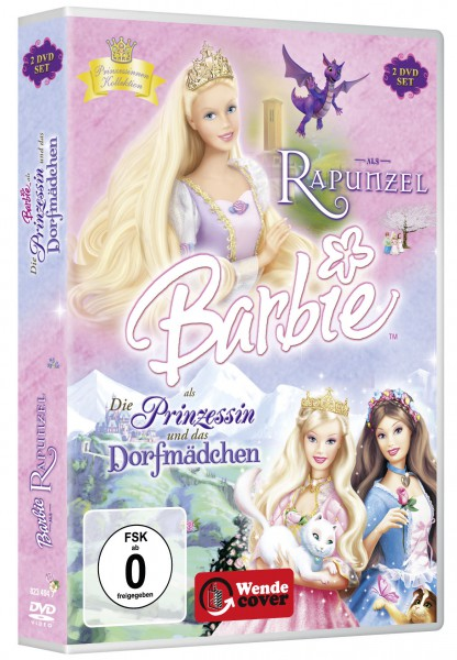 Barbie - Märchen Box (DVD)