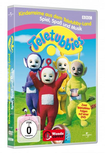 Teletubbies - Kinderreime aus dem Teletubby-Land - Spiel, Spaß und Musik