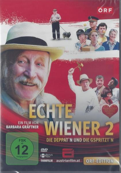 Echte Wiener 2 - Die Deppat´n und die Gspritzt´n (DVD)