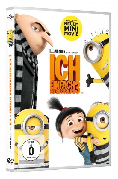 Ich - Einfach unverbesserlich 3 (DVD)