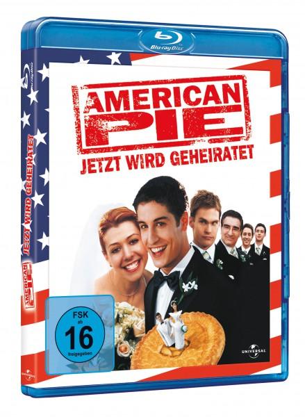 American Pie - Jetzt wird geheiratet (Blu-ray)