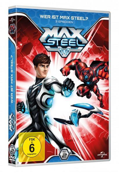 Max Steel (Vol. 2) - Wer ist Max Steel?