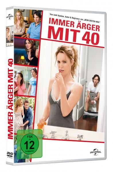 Immer Ärger mit 40 (DVD)