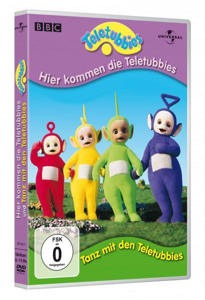 Teletubbies - Hier kommen die Teletubbies - Tanz mit den Teletubbies