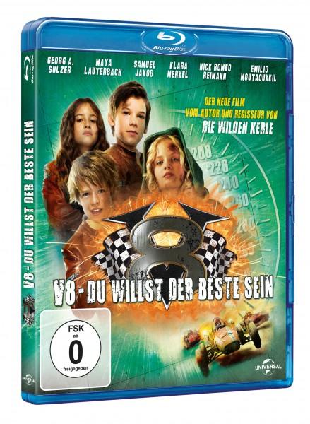 V8 - Du willst der Beste sein! (Blu-ray)