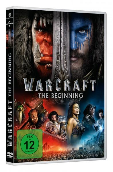 Warcraft: The Beginning (DVD)