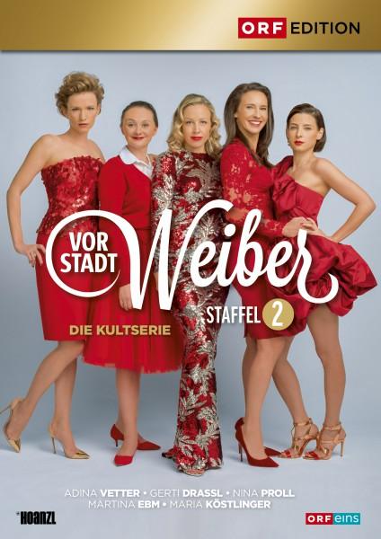 Vorstadtweiber - Staffel 2 (DVD)