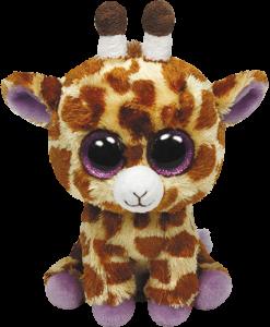 Beanie Boos Glubschi - Safari, Giraffe (ca.15cm)