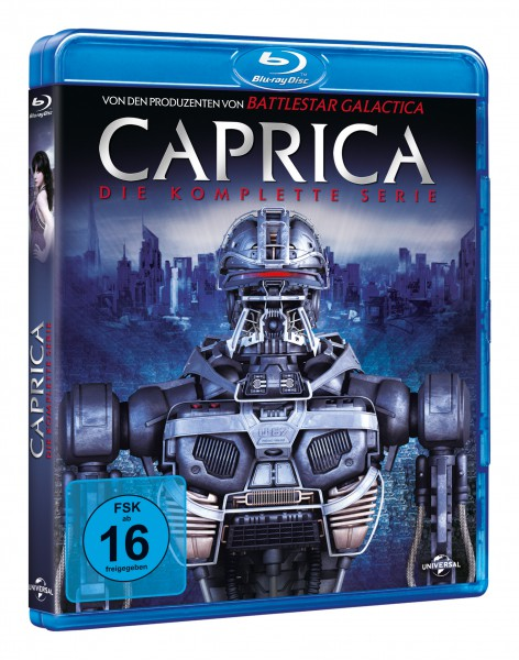 Caprica - Die komplette Serie (Blu-ray)