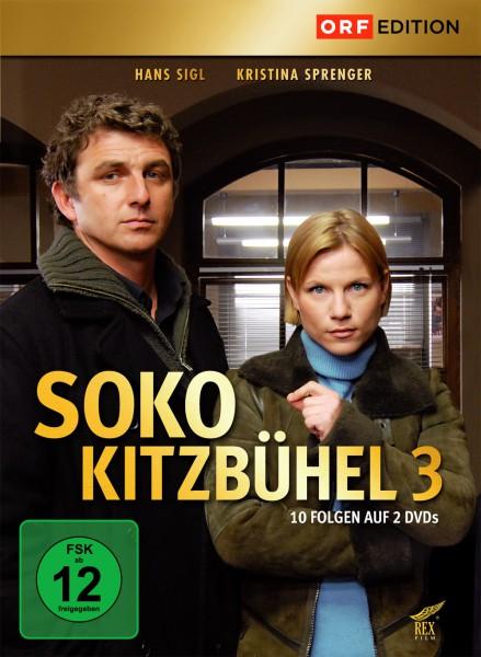 SOKO Kitzbühel - Staffel 3 (2 DVDs)