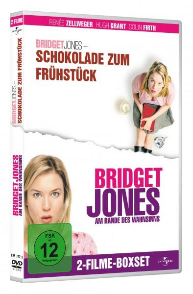 Bridget Jones - Schokolade zum Frühstück / Am Rande des Wahnsinns (DVD)