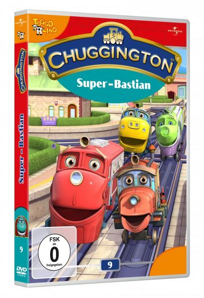 Chuggington - Super-Bastian (Vol. 9)