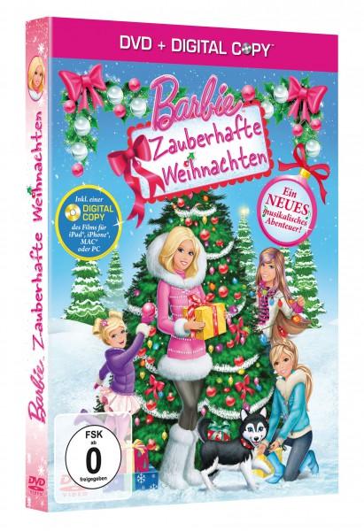 Barbie - Zauberhafte Weihnachten (DVD)