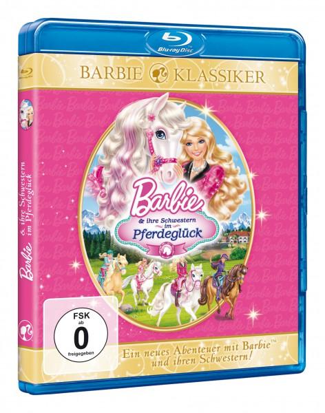 Barbie - und ihre Schwestern im Pferdeglück (Blu-ray)