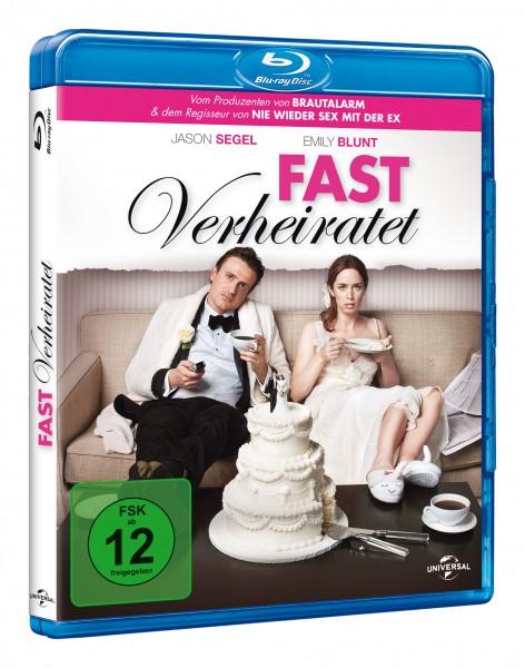 Fast verheiratet (Blu-ray)