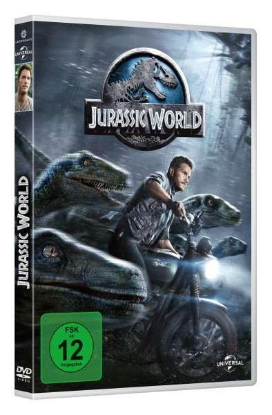 Jurassic World (DVD)