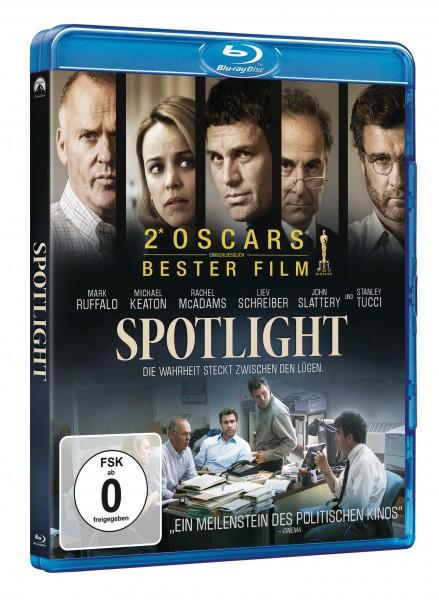 Spotlight (Blu-ray)