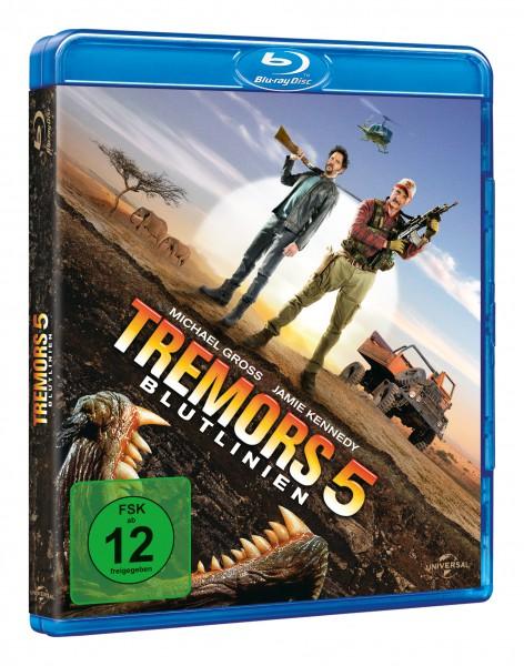 Tremors 5 - Blutlinien (Blu-ray)