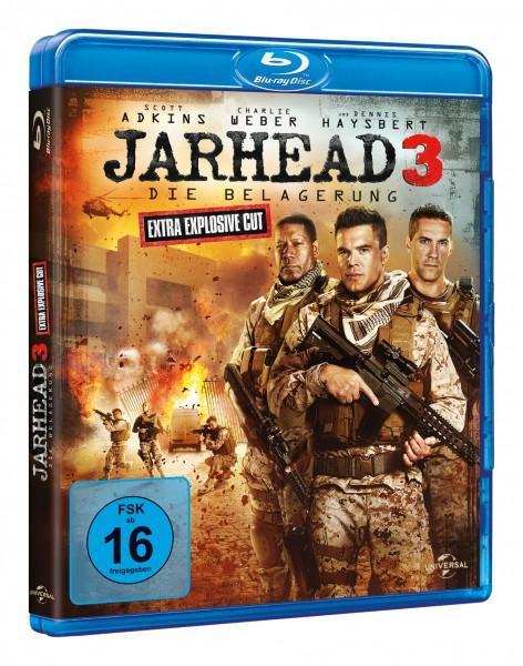 Jarhead 3 - Die Belagerung (Blu-ray)