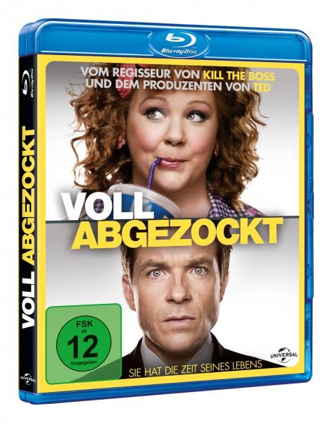 Voll abgezockt (Blu-ray)