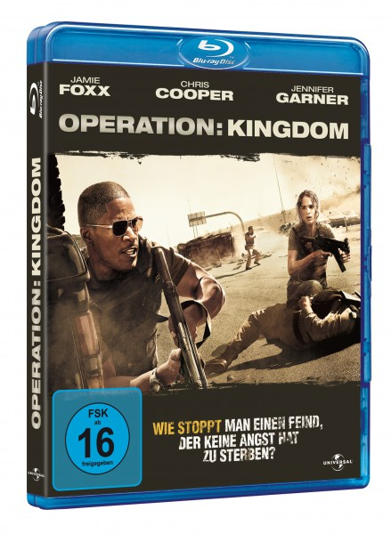 Operation: Kingdom (Blu-ray)