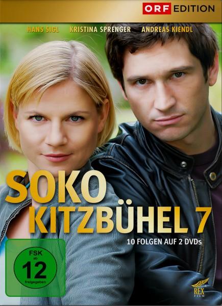 SOKO Kitzbühel - Staffel 7 (2 DVDs)