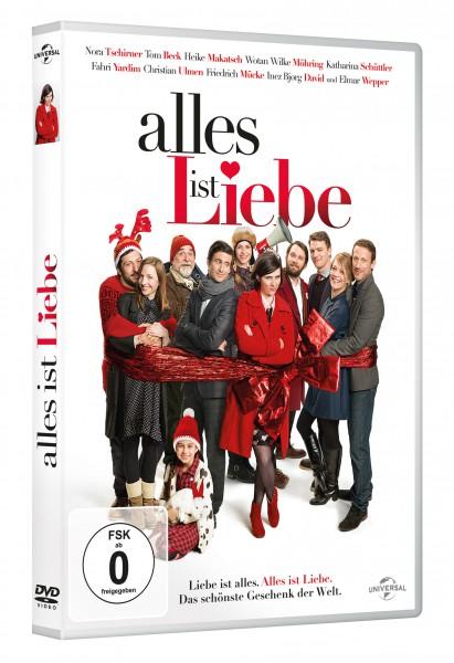 Alles ist Liebe (DVD)