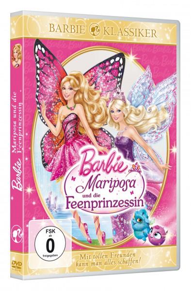 Barbie - Mariposa und die Feenprinzessin (DVD)