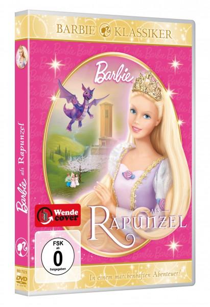 Barbie - als Rapunzel (DVD)