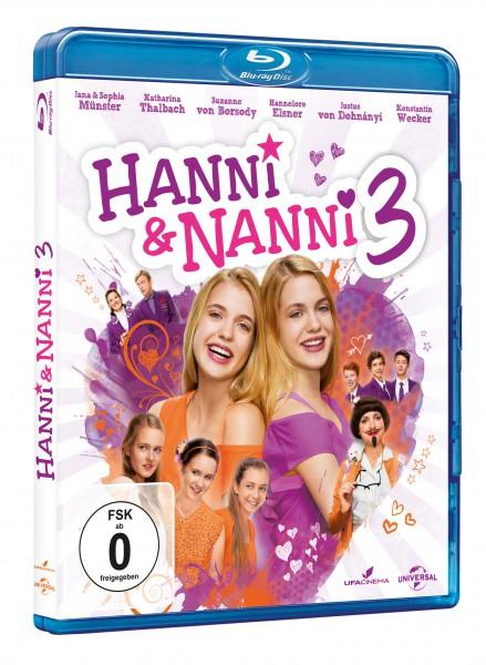 Hanni & Nanni 3 (Blu-ray)