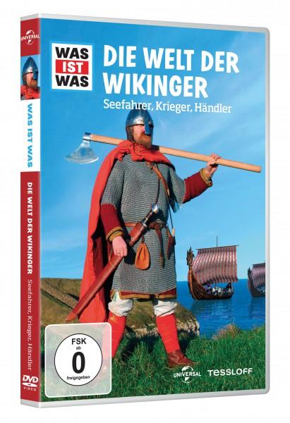 Was ist was - Die Welt der Wikinger - Seefahrer, Krieger, Händler