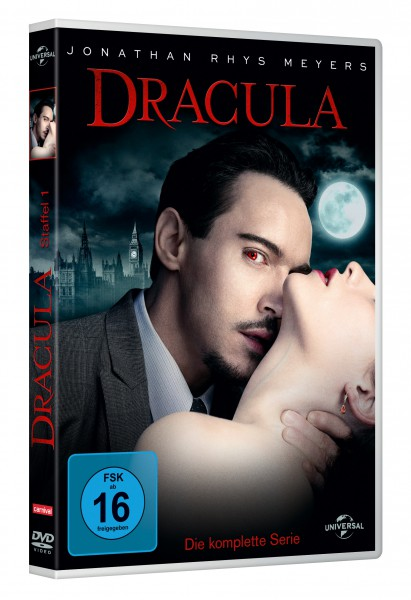 Dracula - Die komplette Serie (DVD)