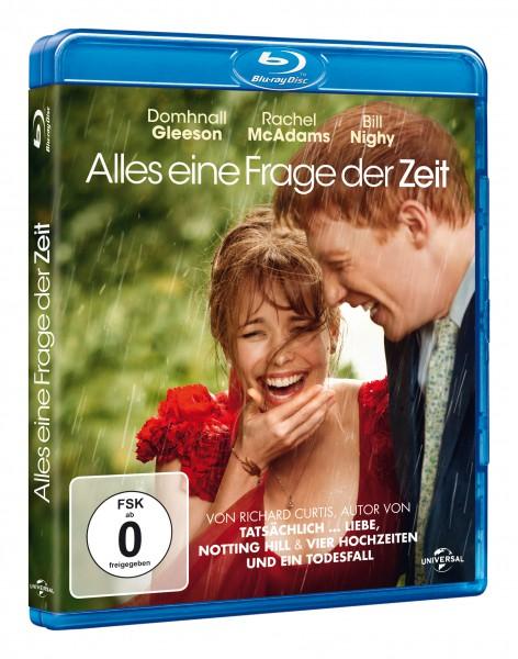 Alles eine Frage der Zeit (Blu-ray)