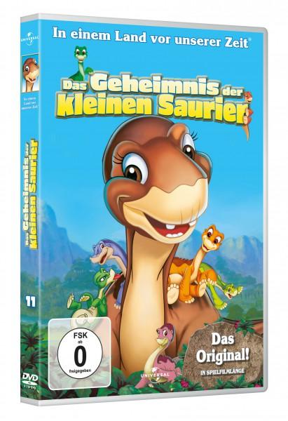 In einem Land vor unserer Zeit - Das Geheimnis der kleinen Saurier (DVD)