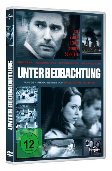 Unter Beobachtung (DVD)