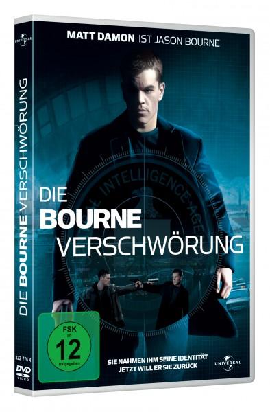 Die Bourne Verschwörung (DVD)